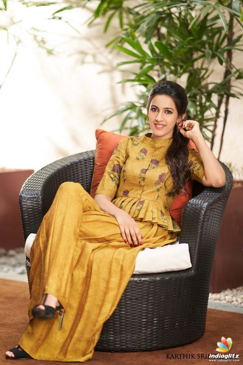 Niharika Konidela in 2020 Kurti designs party wear
