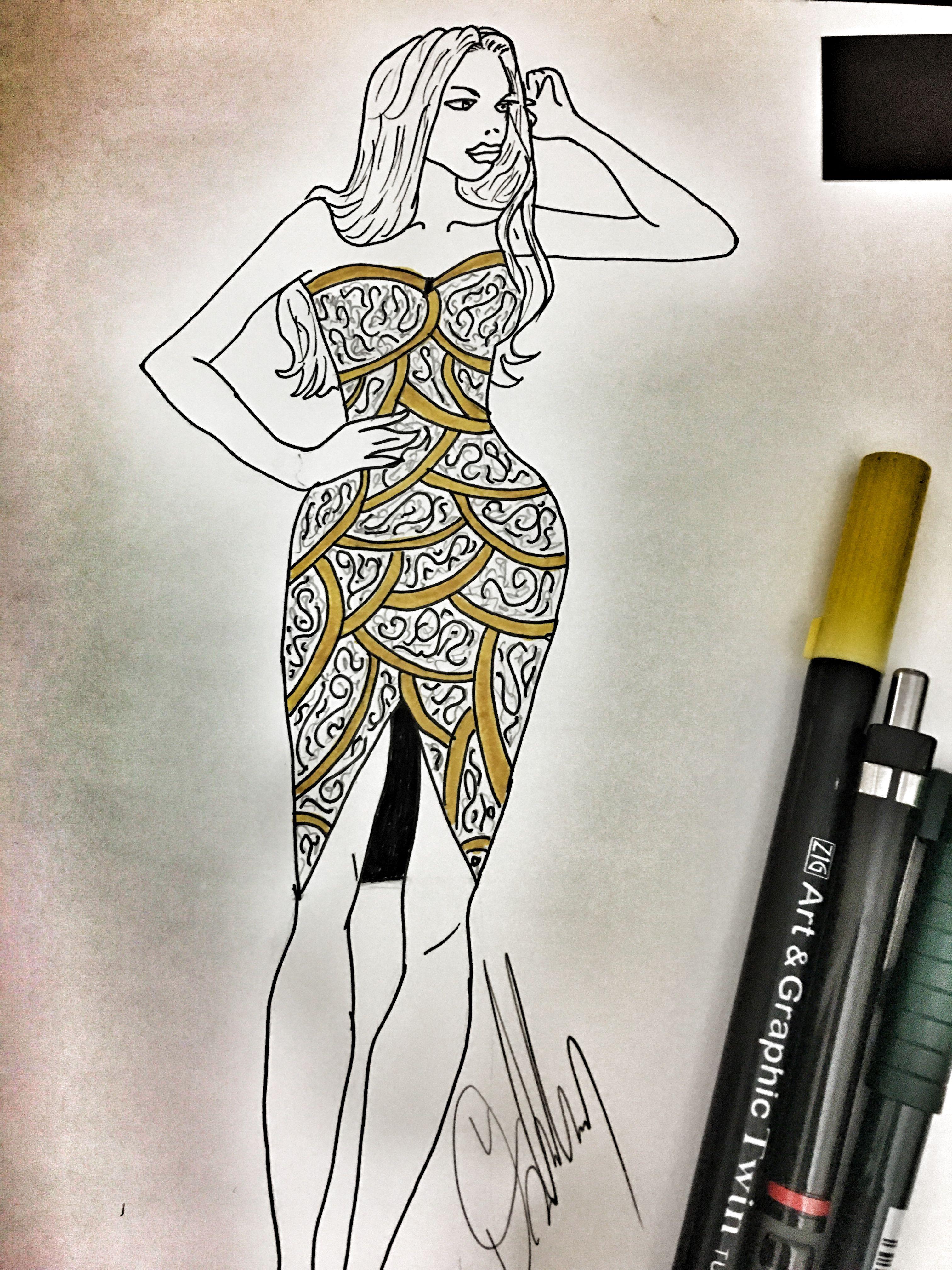 df6c6ab339033 Moda çizimleri Nasıl Yapılır Pictures   Moda çizimleri Nasıl Yapılır ...