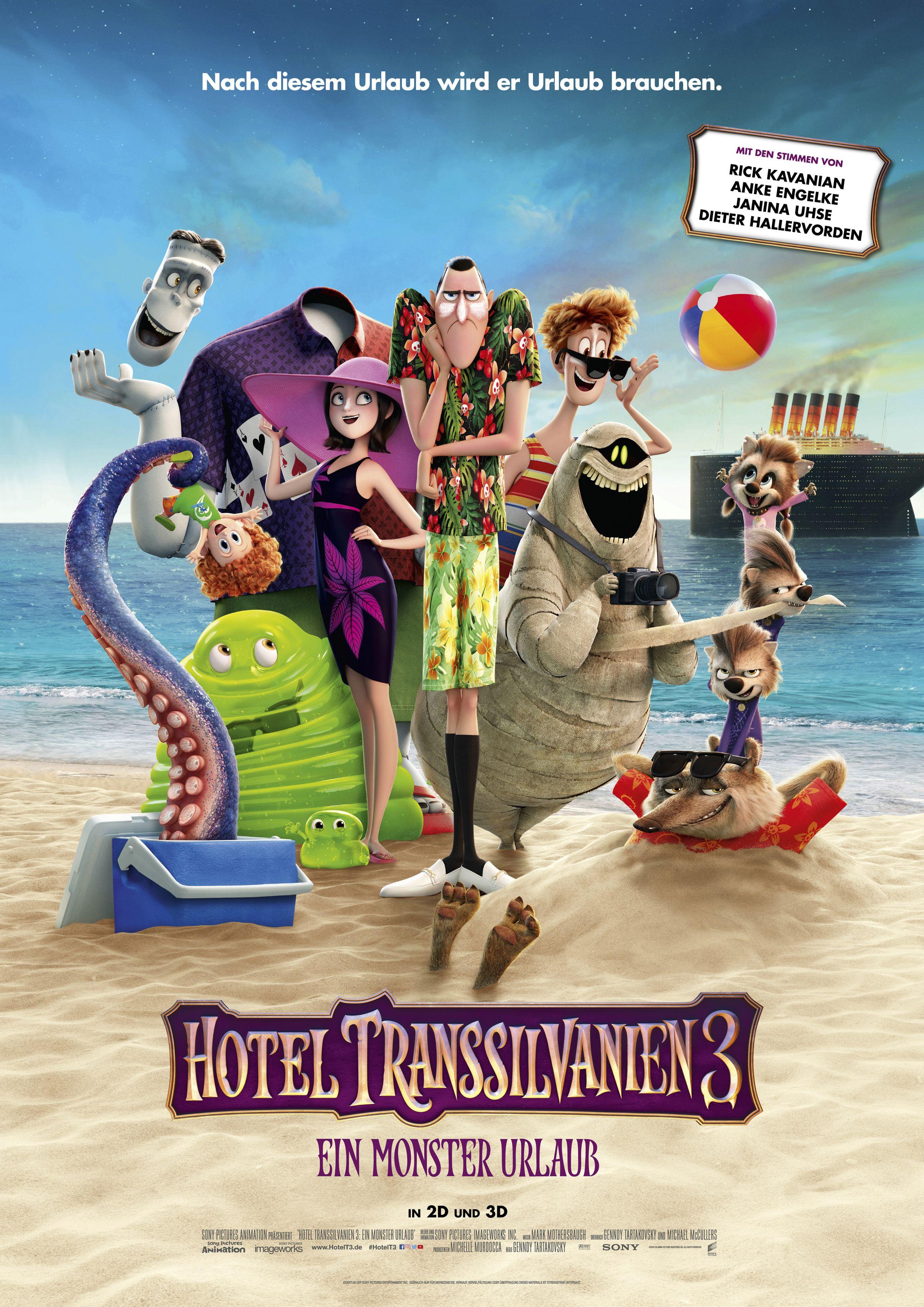 Hotel Transilvanien Stream