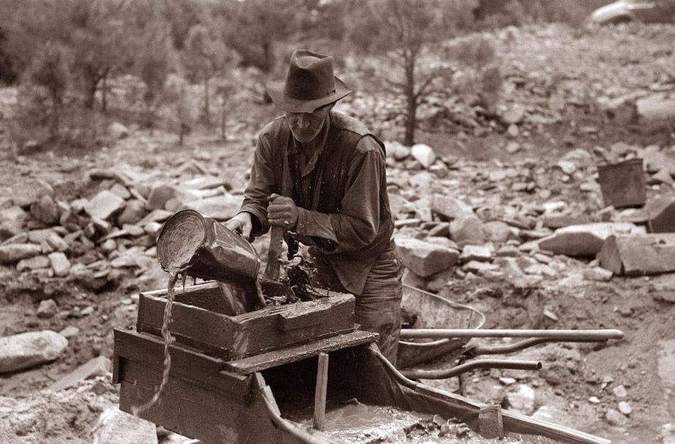 Image result for Old gold prospector photos