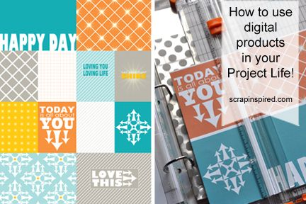 Use Digital Product in your Project Life