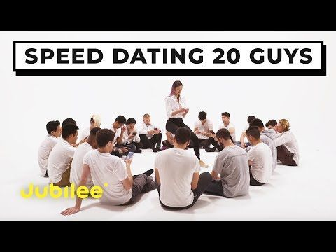 Speed Dating sur YouTube