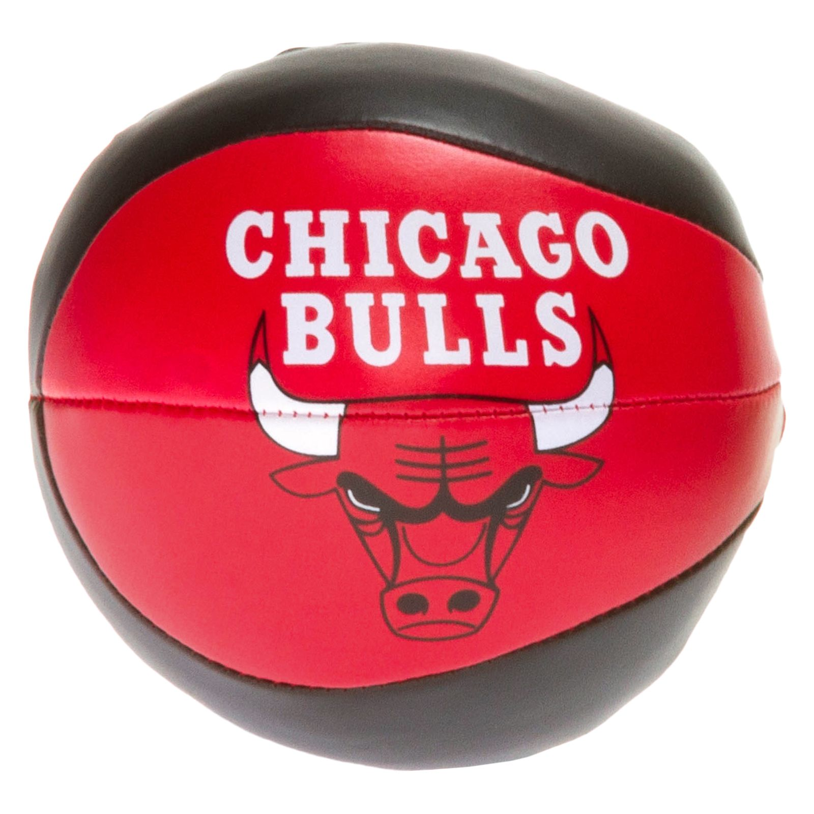 "Chicago Bulls 4"" Softee Basketball by Jarden Chicago"