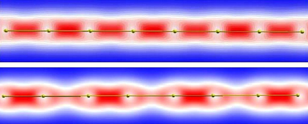 Scientists simulate a new material that could be even