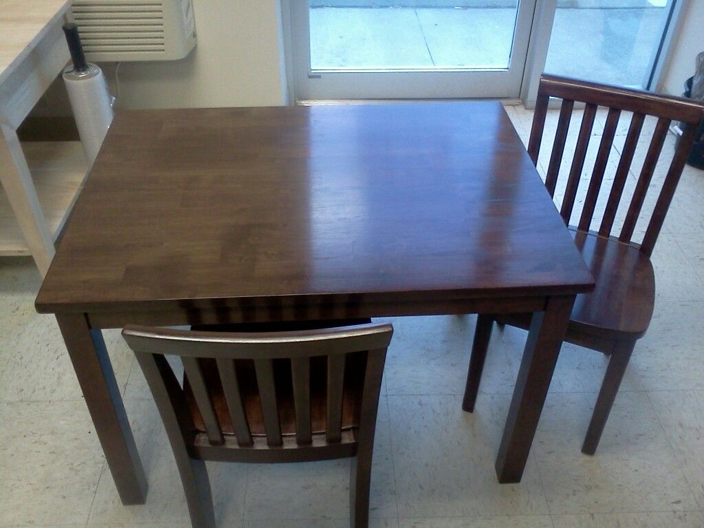 Moorish teak, kids table and chairs | Wood Furniture Projects ...