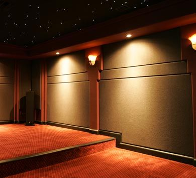 Soundsuede Acoustic Panel Acoustical Solutions Home Theater Seating Acoustic Wall Panels Home Theater Setup