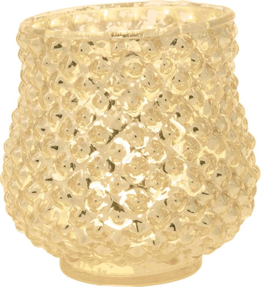 Diamond design mercury glass vase gold wholesale u bulk vases