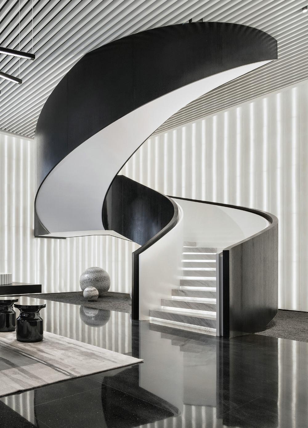 G K桂睿诗设计 深石西安汉华城艺术生活馆 不失经典的优雅 室内设计