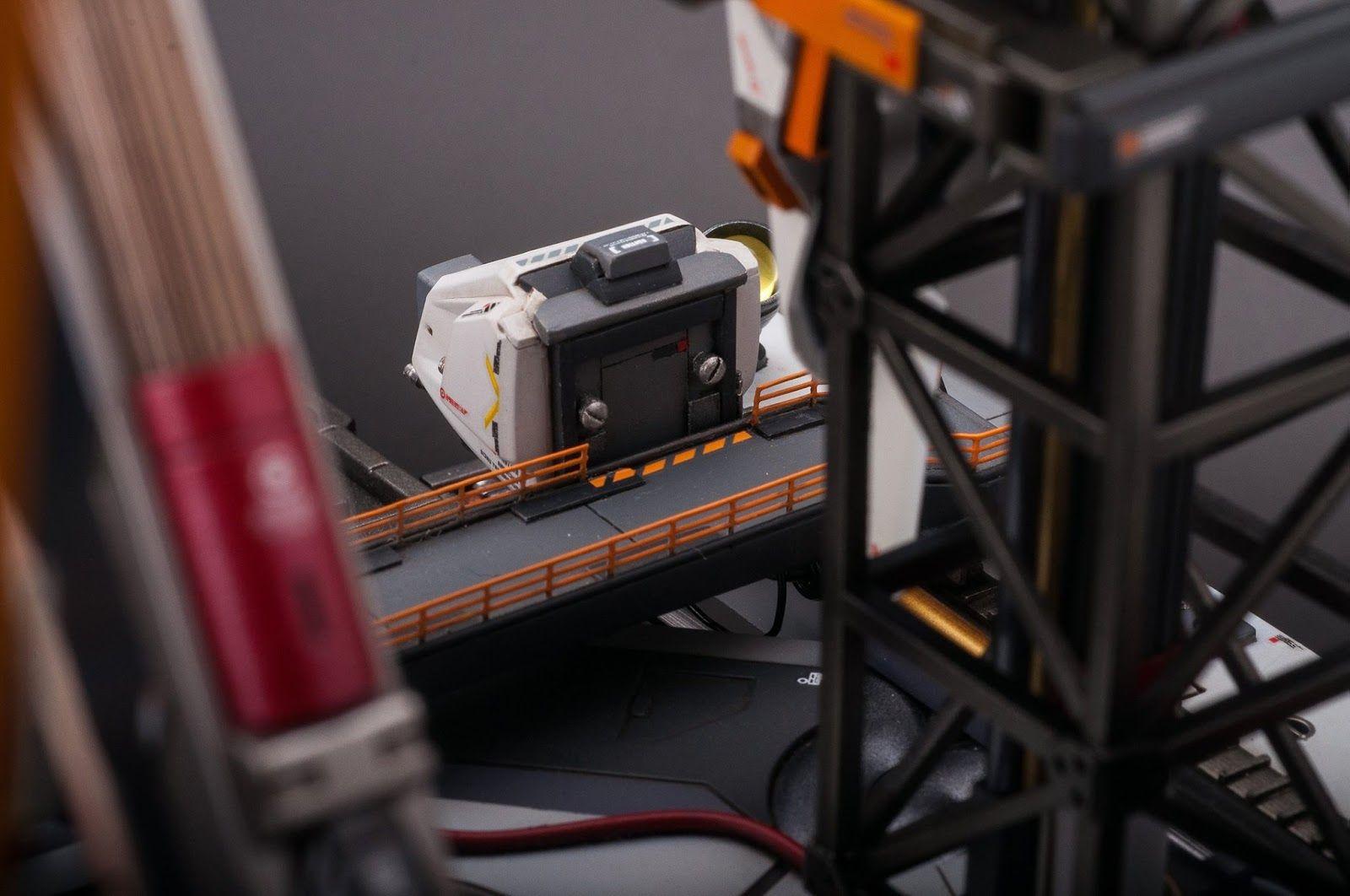 GUNDAM GUY: A.O.Z RX-124 GUMDAM TR6 [Wondwart] - Diorama Build