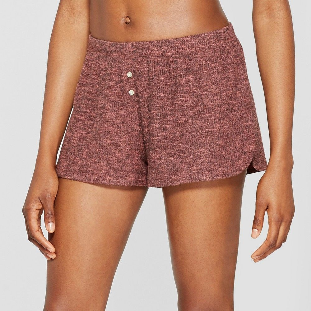 5702481f3dc1 Cozy-cute style gets the comfiest update with these Lounge Pajama Shorts  from Xhilaration the perfect way to inspire the sweetest of dreams.