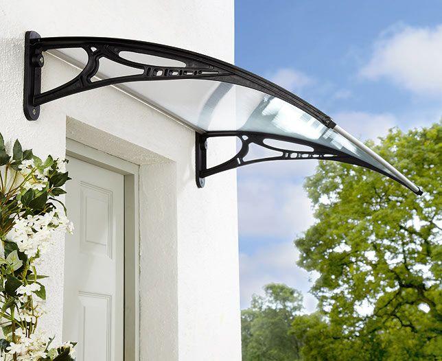 Bergman Instant-Fit Door Canopy 21 x 120 x 70cm £49.95 | Door canopy | Pinterest | Door canopy Canopy and Doors & Bergman Instant-Fit Door Canopy 21 x 120 x 70cm £49.95 | Door canopy ...