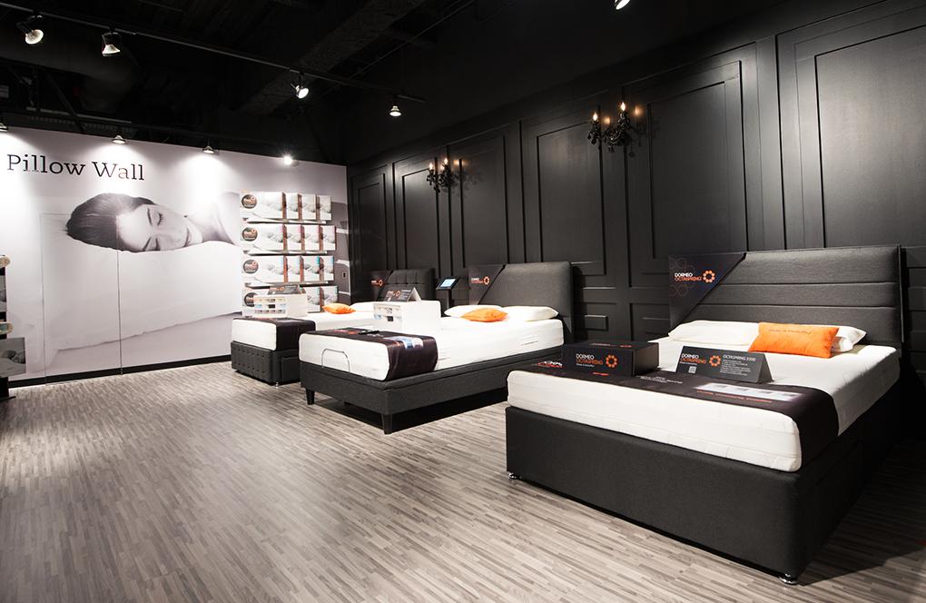 mattress showroom market - google search | retail interior designs