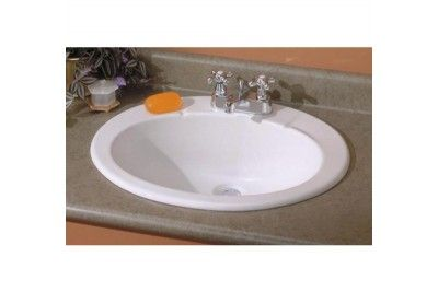 Cheviot 1150 Wh 1 Richmond Drop In Basin With Single Hole Faucet