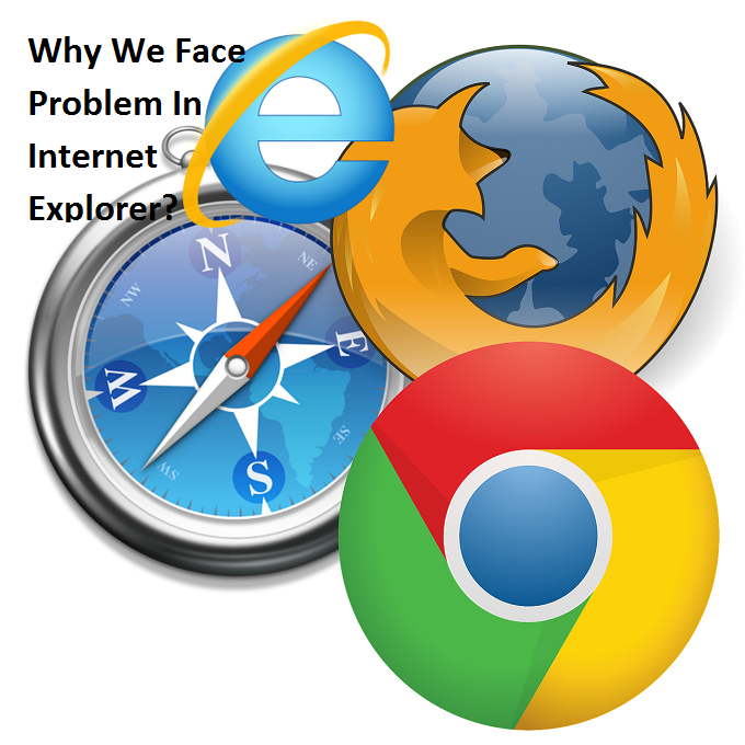 Why We Face Problem In Explorer? in 2020 Web