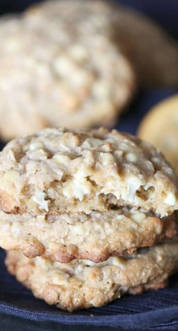 Salty Ritz Cracker Oatmeal Cookies