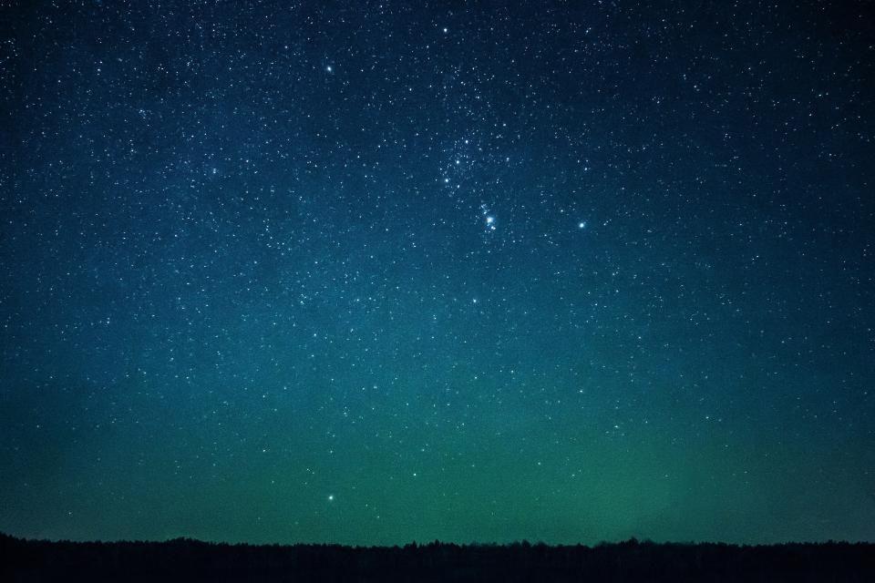 Stars Galaxy Space Night Dark Evening Landscape Astronomy Sky Night Skies Free Photos Galaxy Pictures