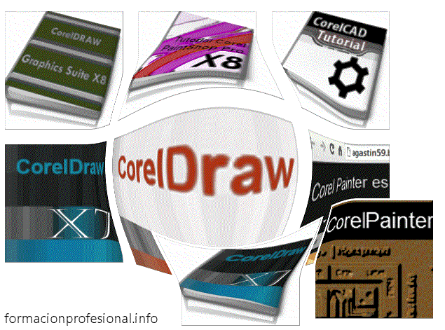 Manual y tutoriales familia de aplicaciones CorelDraw
