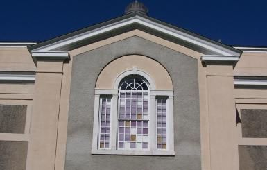 Introduction to the Palladian Window | Palladian window ... Modern Palladian Architecture