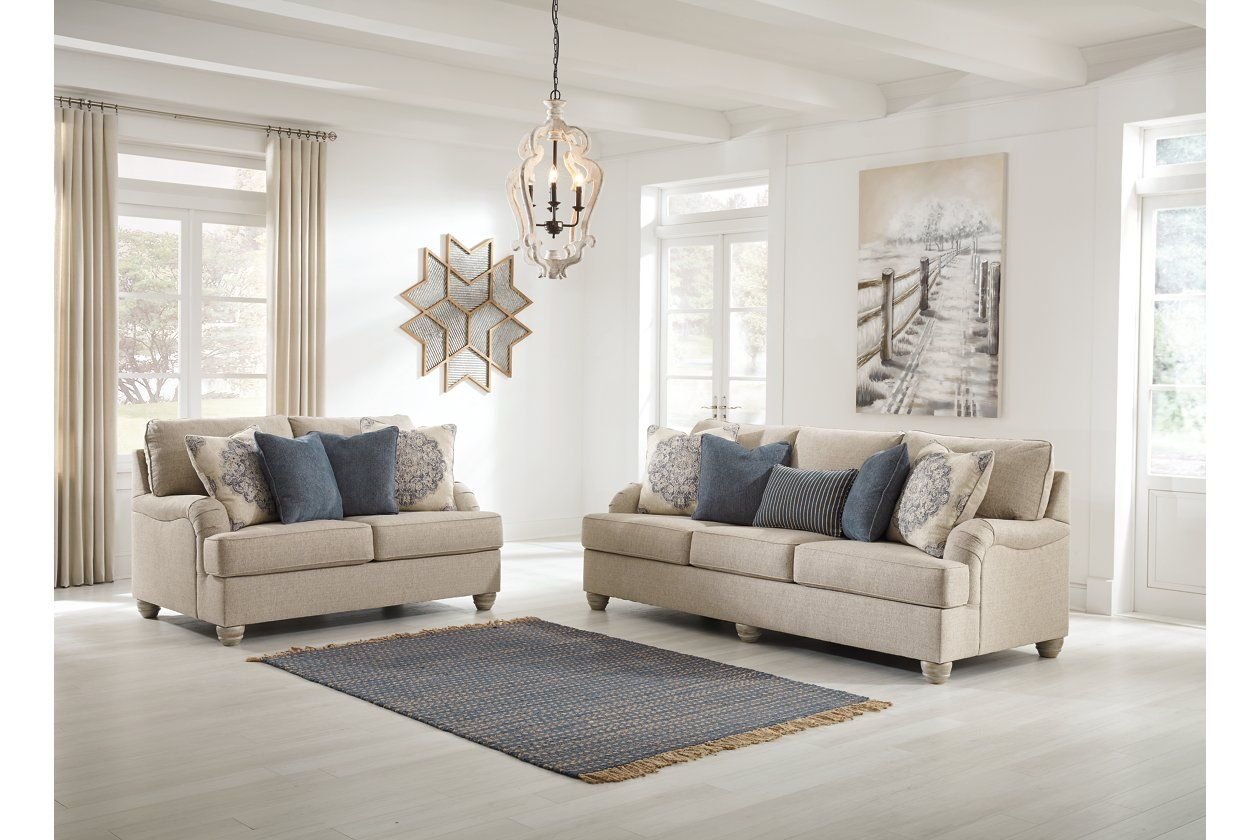 Dandrea Sofa Ashley Furniture Homestore In 2021 Furniture Sofa And Loveseat Set Love Seat Dandrea living room set