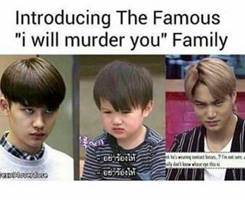 Funny Meme Kpop Bts And Exo : D.o's their leader #exo my k pop memes pinterest exo kpop and bts