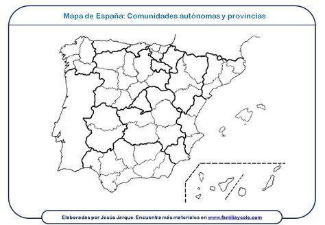 9 Ideas De Proyecto Flipped Classroom Sintaxis Sintaxis Mapa Fisico De España Provincias España