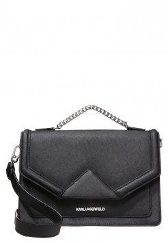 Karl Lagerfeld Sac A Main Black Purses Karl Lagerfeld Bags Black