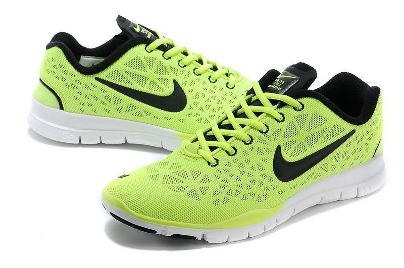 buy online bd06b a1d23 Nike Free TR Fit 3 Breathe Mens Volt Black 579968 700