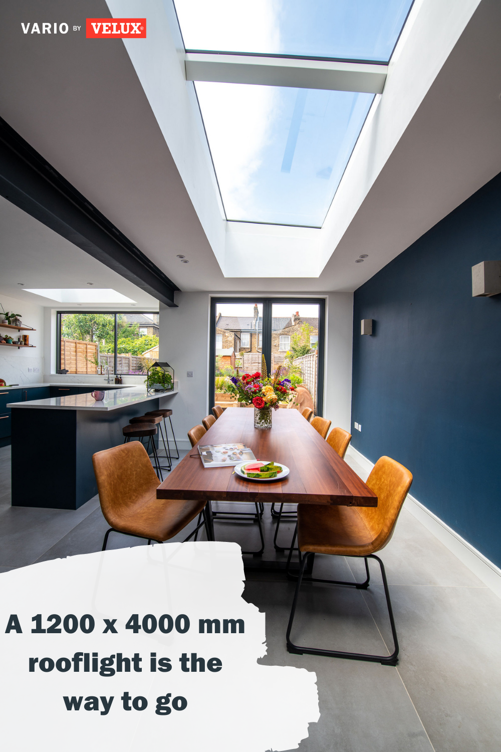 Vario by VELUX bespoke rooflights are customisable by milimeter, so you can achieve your dream extension. In addition to that, we're happy to offer you our installation services and simplify your building process. Download the Vario by VELUX bespoke rooflights pricelist overview and find out more #extensions #houseextension #homeimprovements #skylights #rooflights #daylight #renovation #reno #extensionideas #variobyvelux #velux