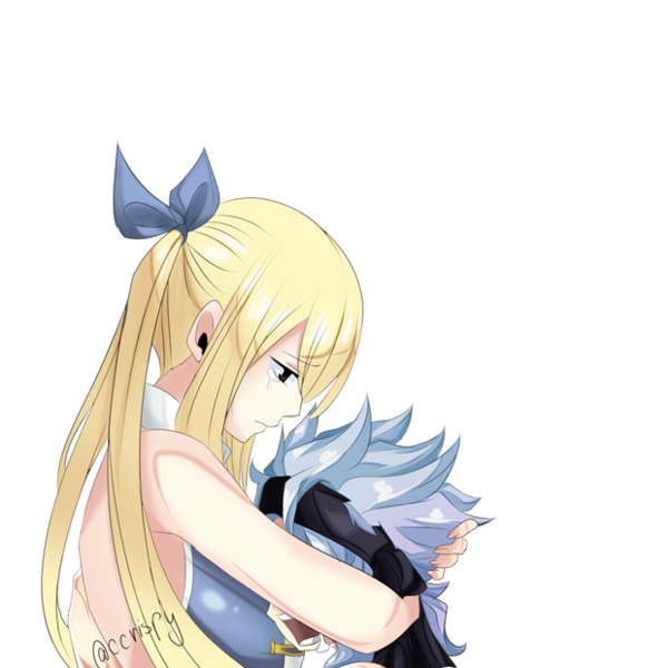 monthly+art+posts:+Levy+and+Lucy+after+chapter+488+by+rawwxxwizz.deviantart.com+on+@DeviantArt