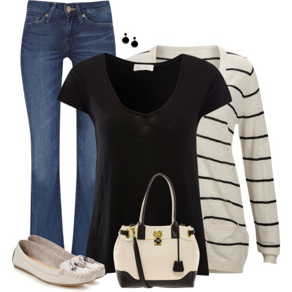 """""""White Moccasins"""" by cnh92 on Polyvore"""