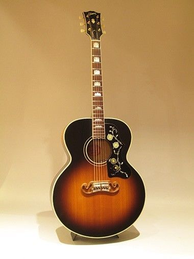 Gibson J 200 Electric Guitar For Sale Acoustic Electric Guitar Gibson Acoustic