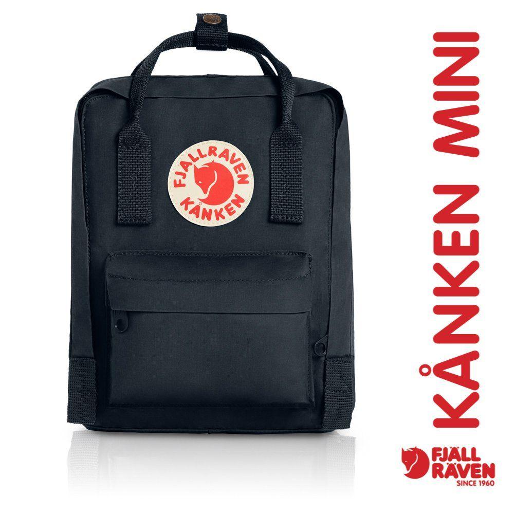 Fjallraven Mini Kanken Backpack Iconic Scandinavian Design The Fjallraven Kanken Mini Is A Sister Style To The Kanken Clas Kanken Mini Kanken Backpack Kanken
