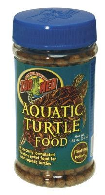 Zoo Med Aquatic Water Turtle Floating Pellets Food 1 85 Oz With Images Aquatic Turtles Zoo Med Reptile Food