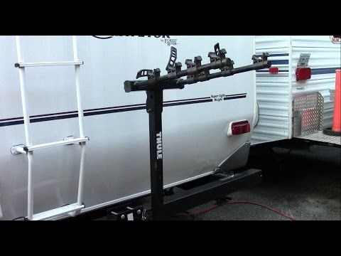 Warning To Rv Users How To Fix A Bent Square Bumper Due To Overloading Travel Trailer Camper Maintenance State Park Camping