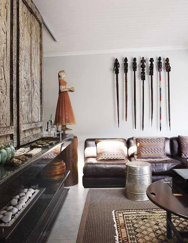 wild about african inspired interiors by top designers african rh pinterest com african inspired bedroom designs