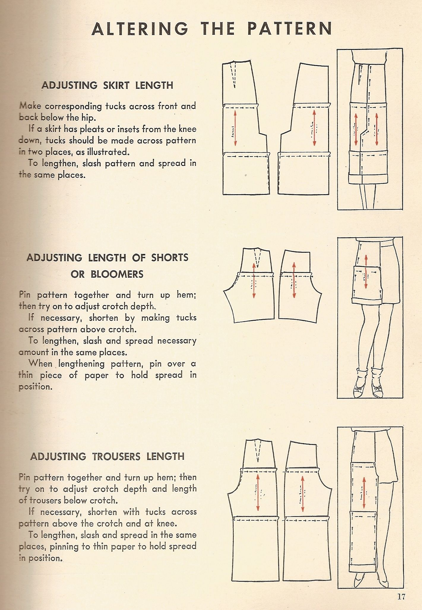Pattern Reading, Altering & Drafting   CONFECCION   Pinterest ...