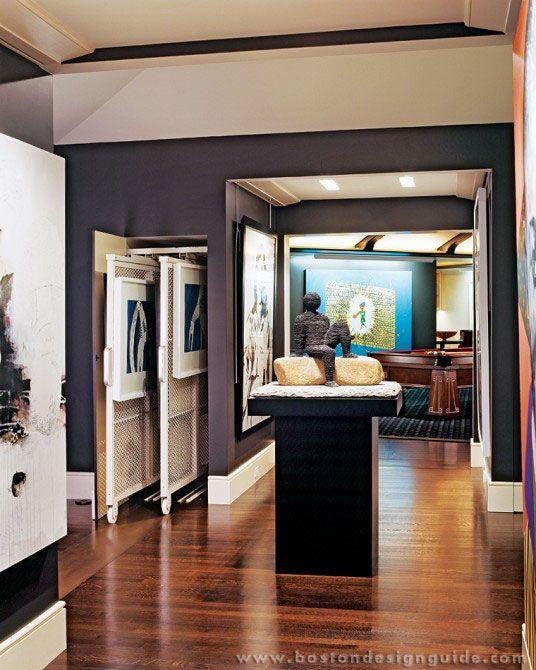 Interior Design By Manuel De Santaren Architecture By Morehouse