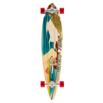 Sector 9 Madeira Longboard Complete from evo.com