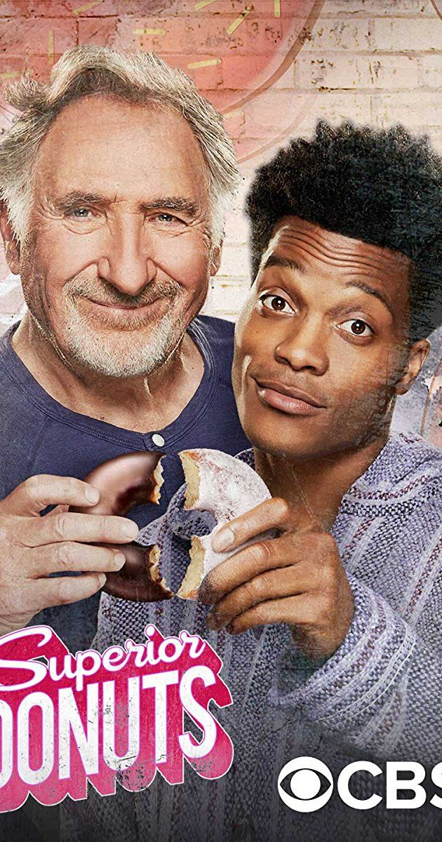 Created By Bob Daily Garrett Donovan Neil Goldman With Jermaine Fowler David Koechner Maz Jobrani Anna Baryshnik Tv Series 2017 Superior Donuts Tv Series