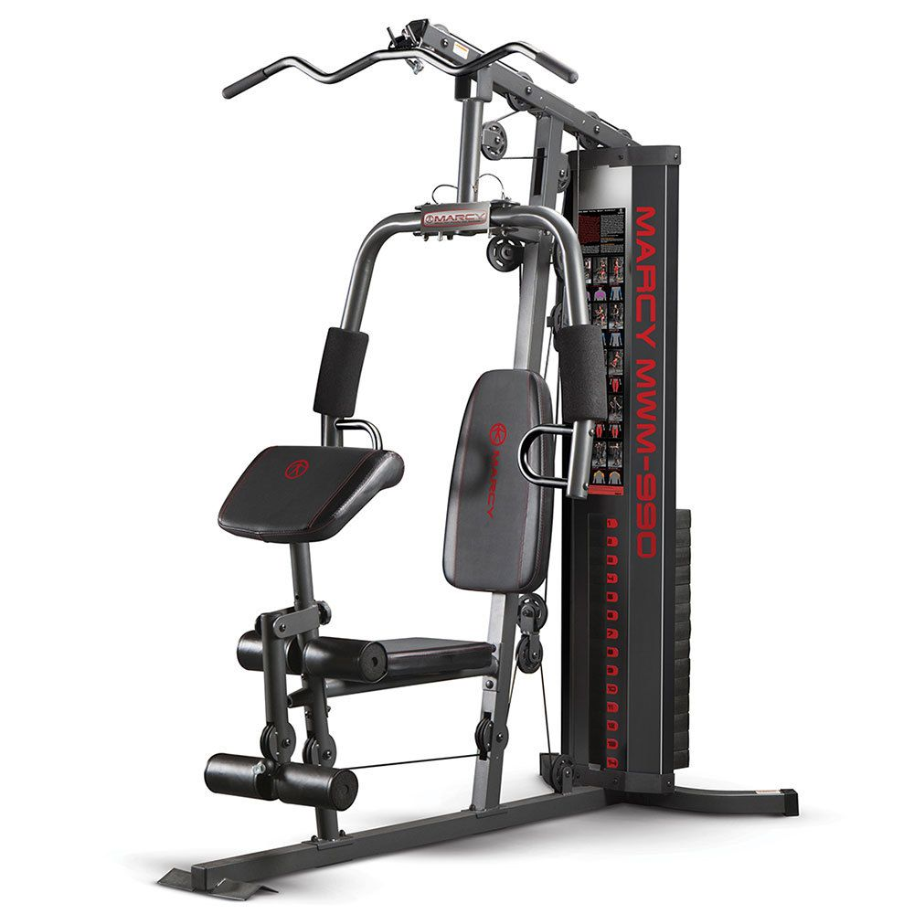 Beautiful Stack Home Gym
