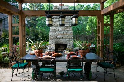 Room An Outdoor Dining