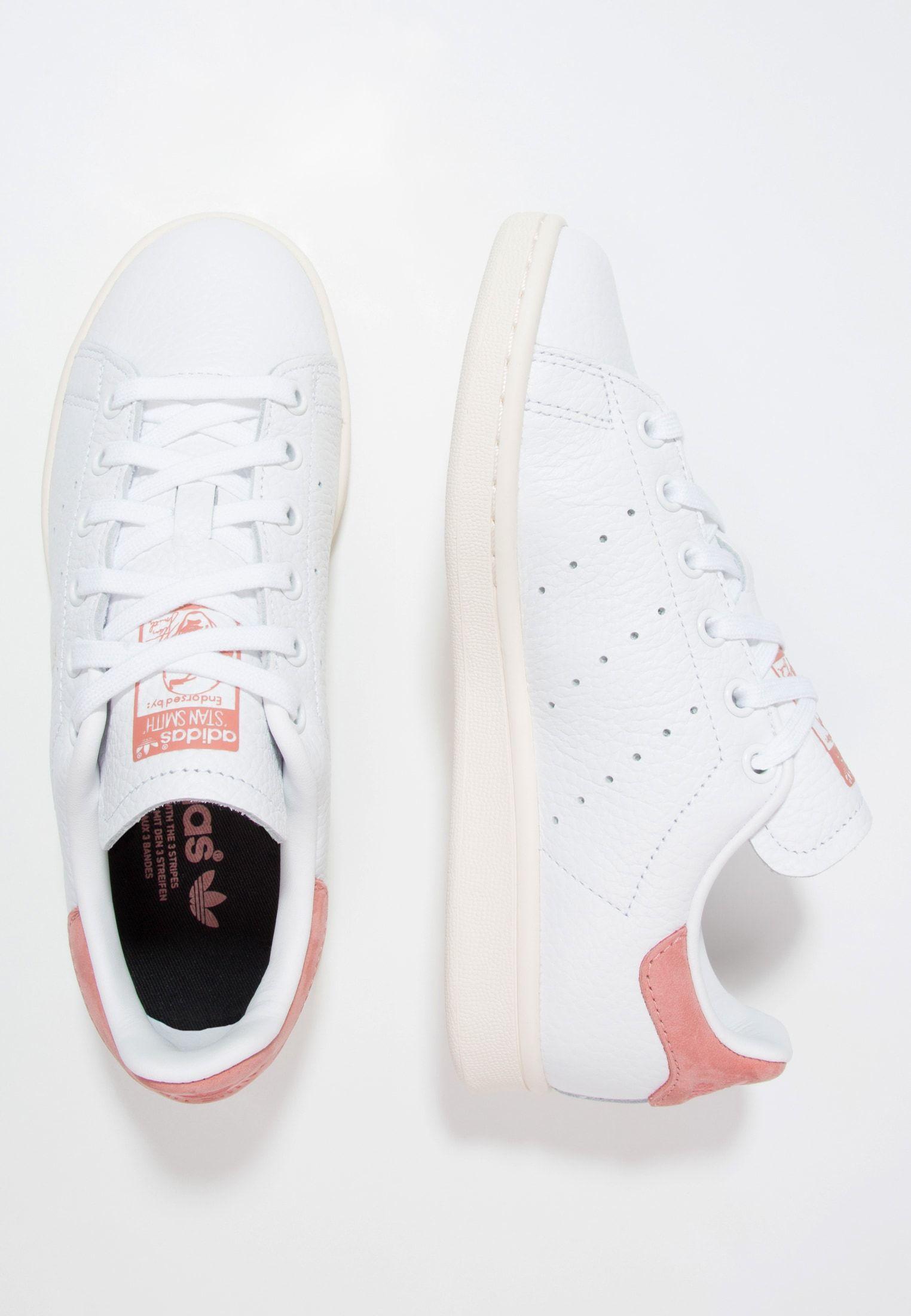 the latest 20ccb 58437 adidas Originals STAN SMITH - Sneakers - footwear white raw pink - Zalando. se