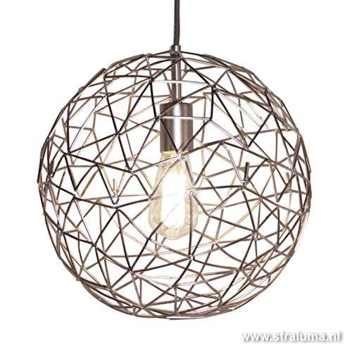 Moderne hanglamp bol slaapkamer-keuken - www.straluma.nl - Hal ...