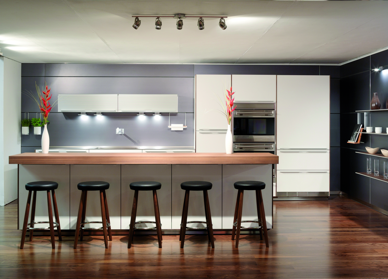 Leading Kitchen Design Brand, Bulthaup Has Chosen Kährs Walnut Wood  Flooring For Installation At A
