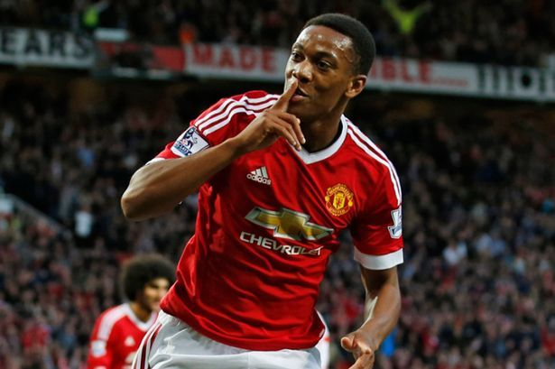 Van Gaal: Martial will be eased into action - Official Manchester ...