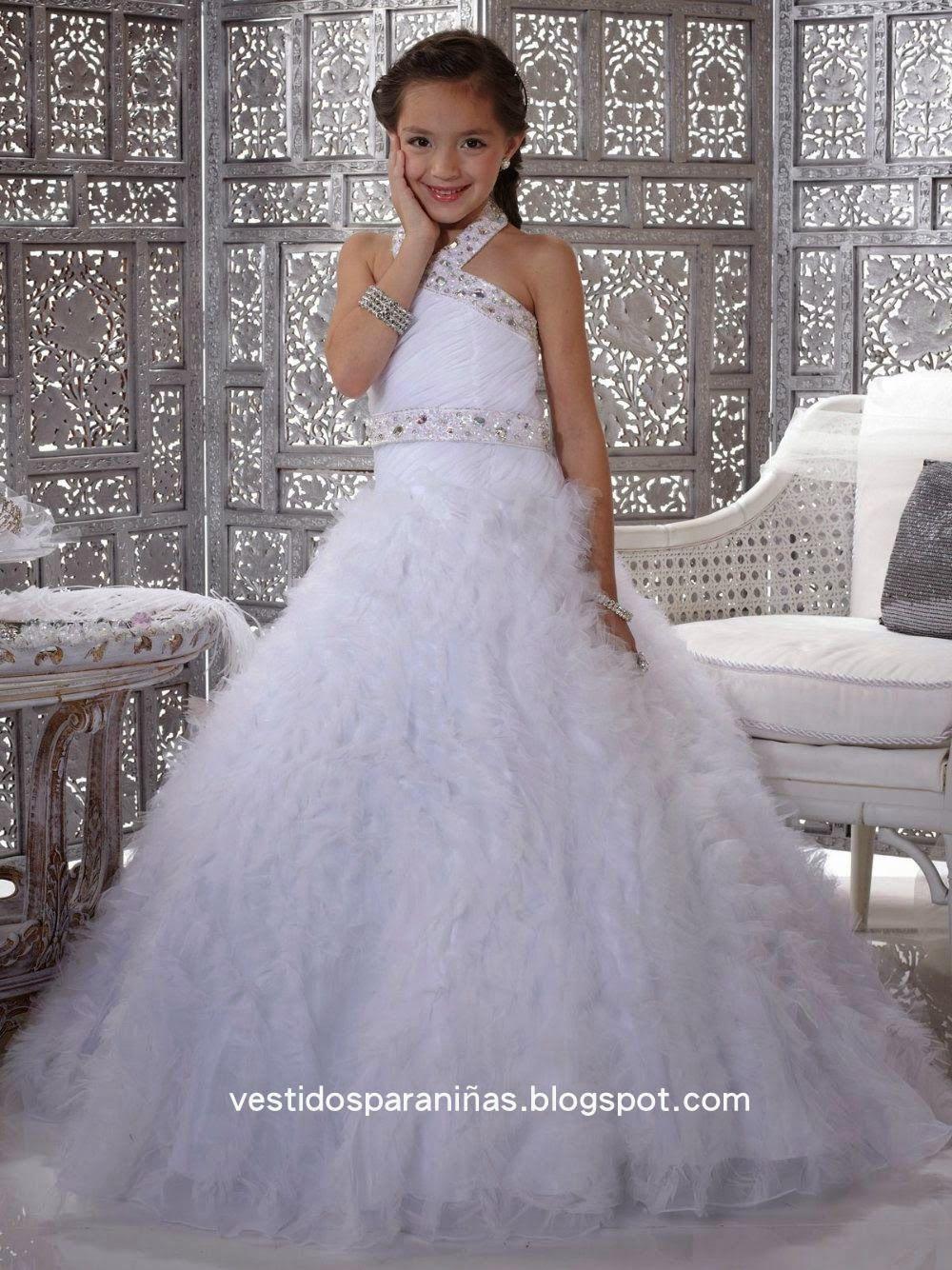 vestidos para ir a una boda niñas - Buscar con Google | paulina ...