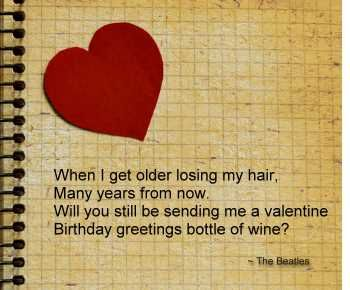 When I M 64 Beatles Love Songs Lyrics Beatles Quotes Love Songs Lyrics Beatles Love Songs