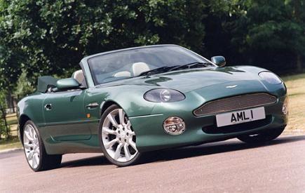 2002 Aston Martin Db7 Vantage Volante Aston Martin Lagonda Aston Martin Db7 Aston Martin