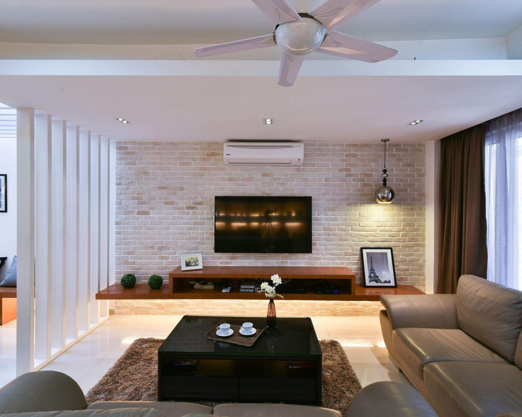 Interior design ideas for terraced houses