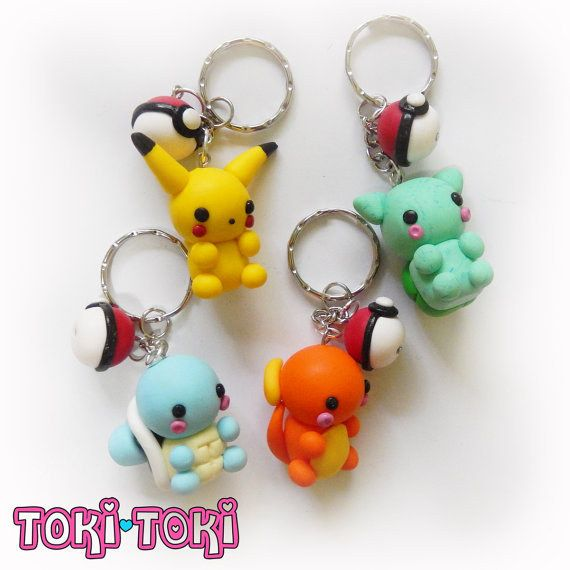 Photo of These adorable lil' Pokèmon keychains